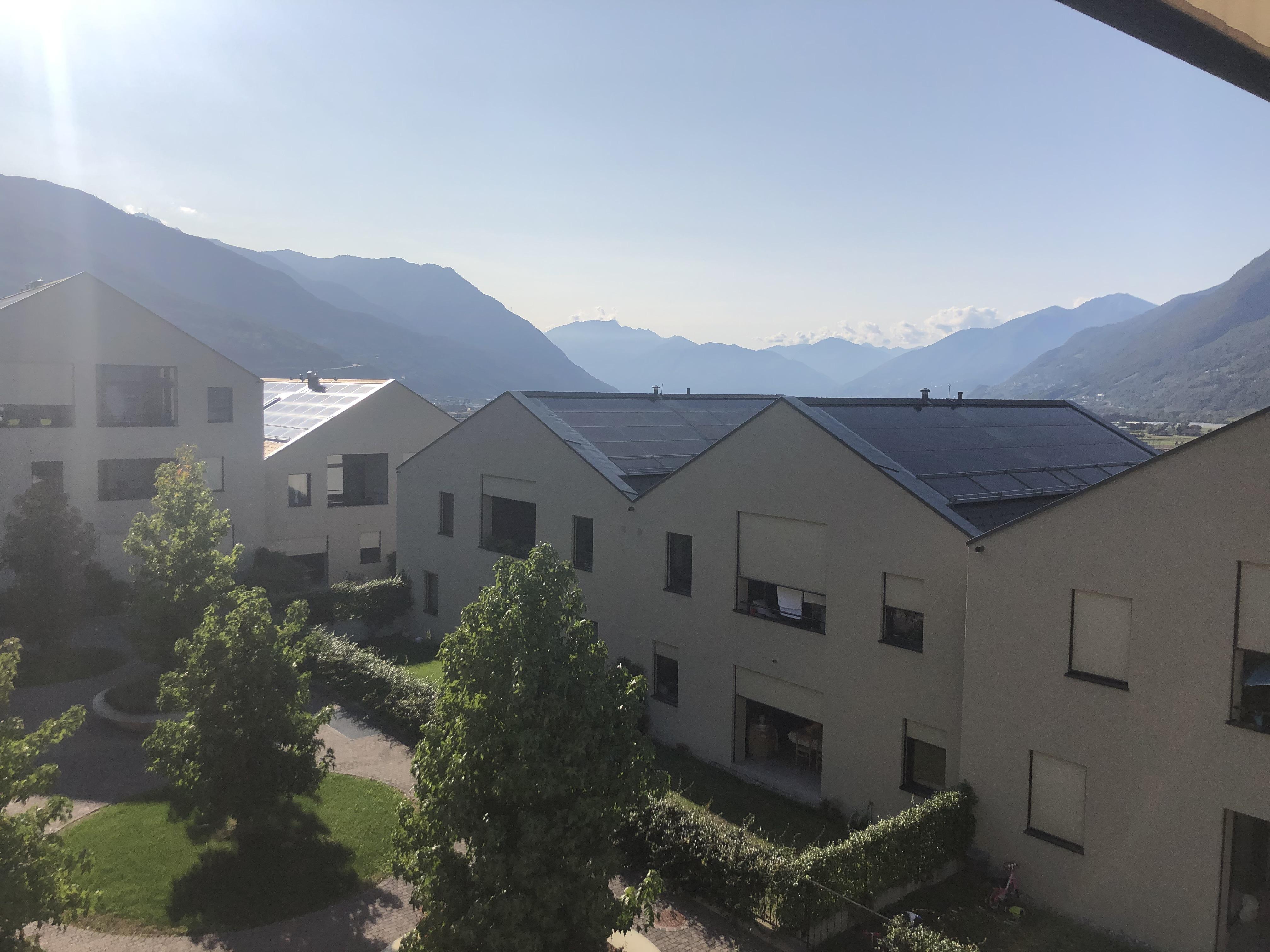 Residenza Andana vista montagne